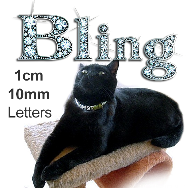 How To Make Bling Cat Collars
