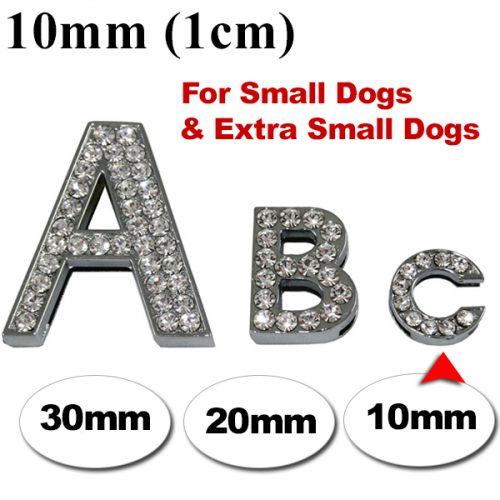 Dog Collar Blue 25 x 10mm