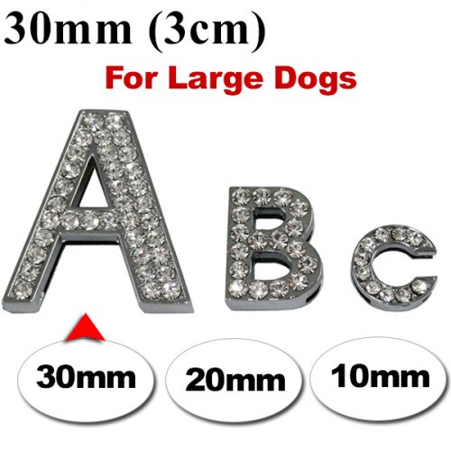 Dog Collar Large Dogs 30mm wide