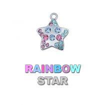 Charm Rainbow Star