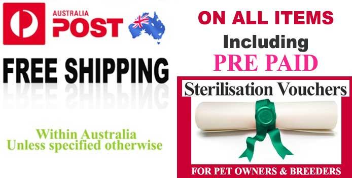 Pre Paid Sterilisation Vouchers
