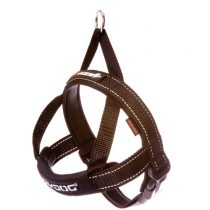 EZYDOG Quick Fit Harness X Large BLACK
