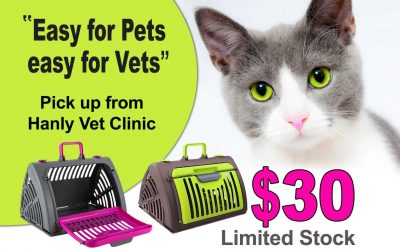 Cat Travel Cage Easy for Pets easy for Vets